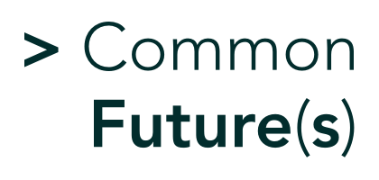 Logo Common Future S